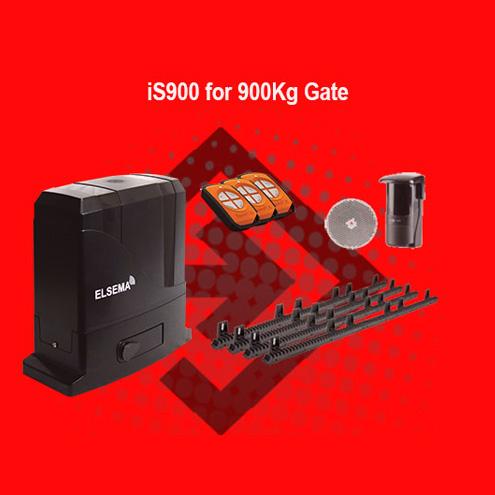 iS900 Sliding Gate Kit