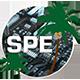 SOUTH PACIFIC ELECTRONICS Logo